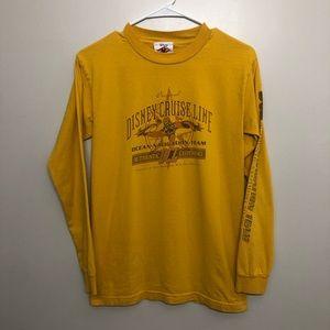 disney cruiseline ocean navigation team shirt